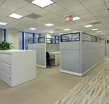 An Office Space That Used a Cleaning Services in Houston, TX